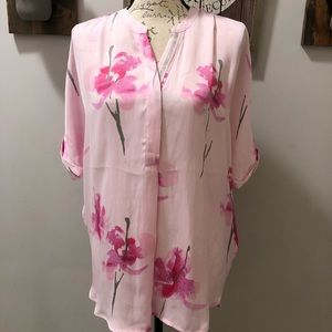 NWT Joules Floral Blouse